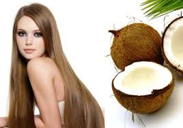 Dầu dừa giúp tóc nhanh dài