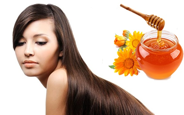 Cách để tóc mọc nhanh bằng mật ong
