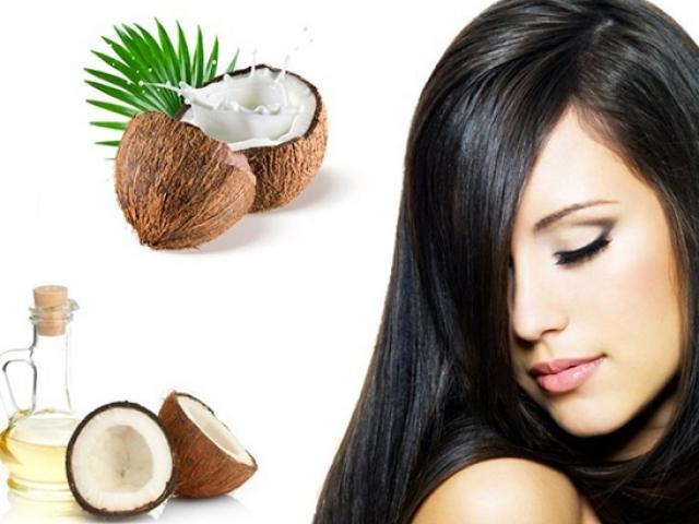 kích thịc tóc nhanh dài bằng dầu dừa
