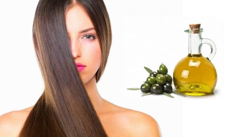 cách làm tóc nhanh dài tại nhà bằng dầu oliu