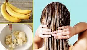 cách làm tóc mau dài bằng chuối
