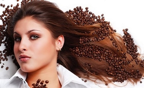 cách dưỡng tóc nhanh dài bằng bột cà phê