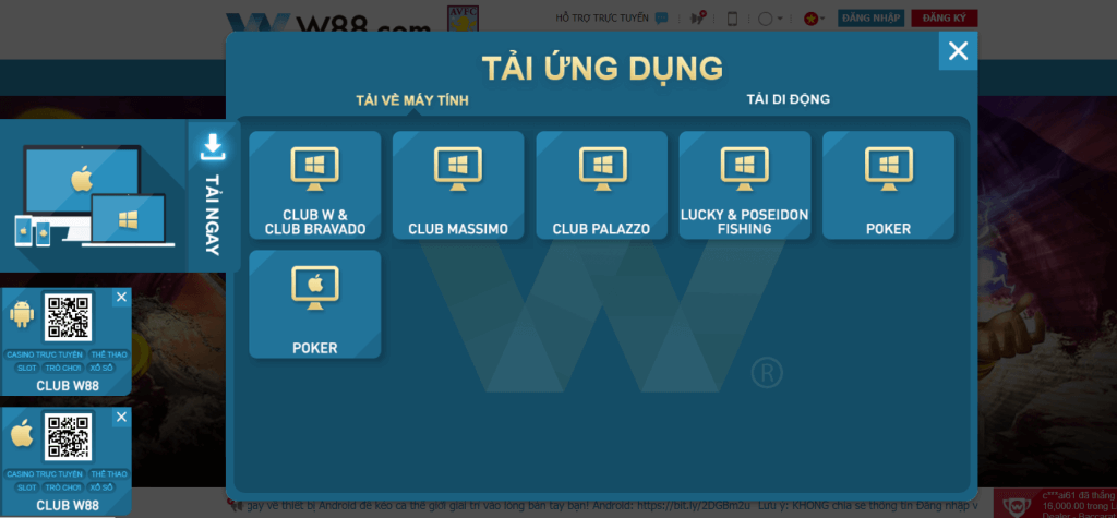 Ứng dụng mobile