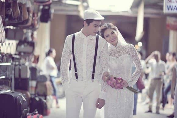 Chụp hình cưới hồ chí minh