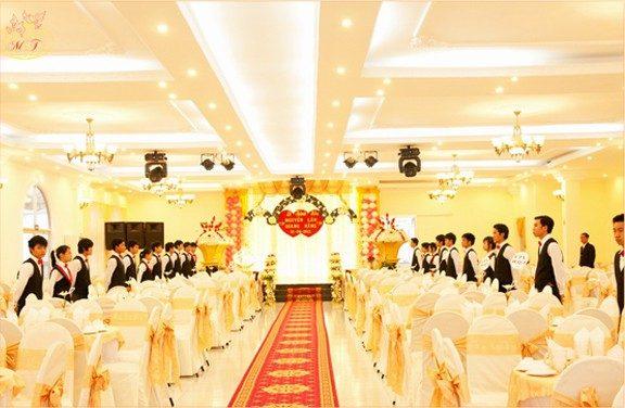 danh sách nhà hàng tiệc cưới tại tphcm