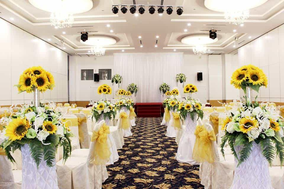 Nhà hàng tiệc cưới giá rẻ tại HCM